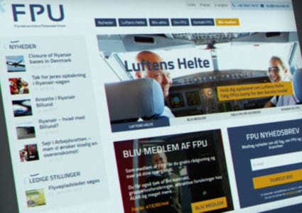 FPU - Flyvebranchens Personale union