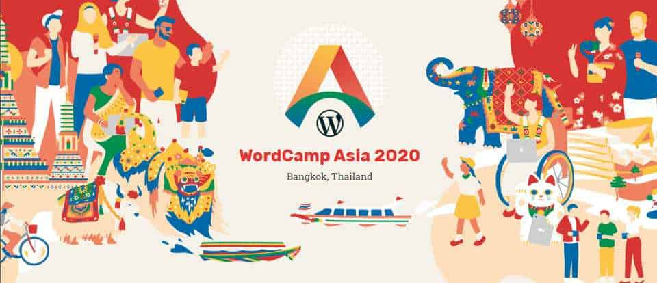 WordCamp Asia 2020 has been canceled. 9bureau.dk