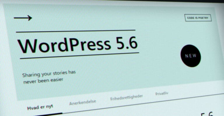 WordPress 5.6 Simone